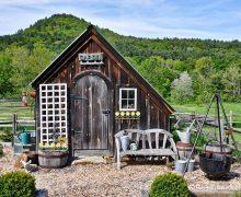Casette da giardino in legno, in pvc e lamiera: Pro e Contro