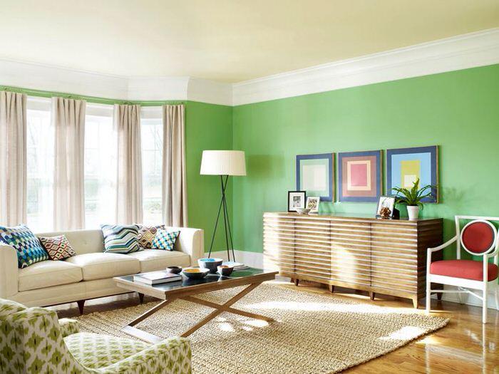 Idee Per Pitturare La Sala.Come Dipingere Le Pareti Del Soggiorno Ecco Una Guida Completa
