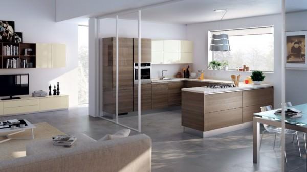 Cucina Open Space: Come arredarla in modo Funzionale