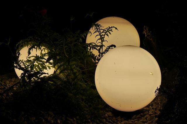 Illuminazione giardino idee
